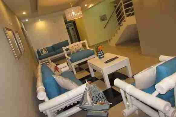 Lobby Apart hotel Tomasol