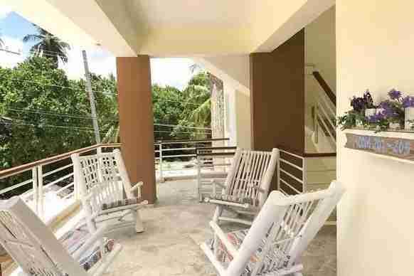 Balcón Apart hotel Tomasol