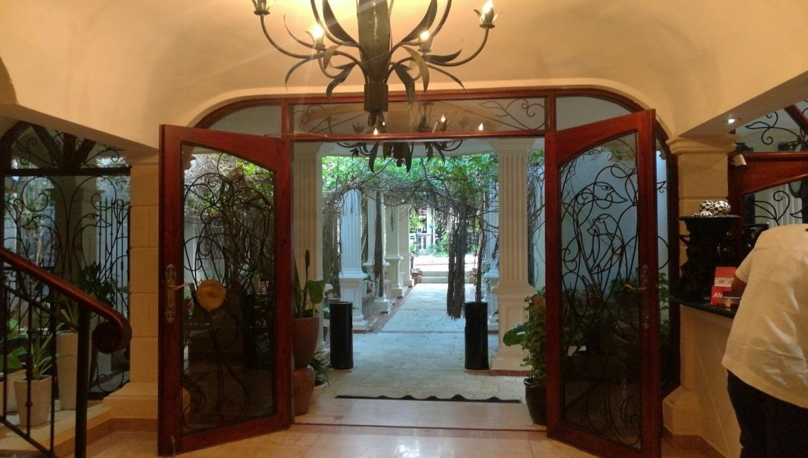 Hotel boutique mixto en bávaro