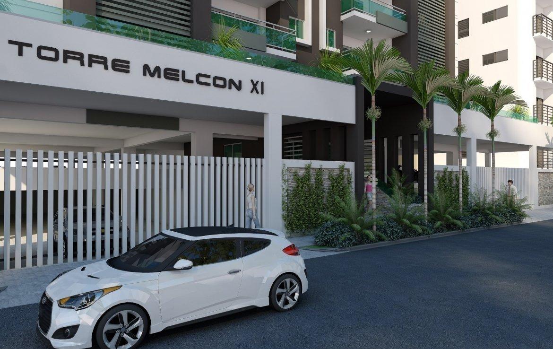 Torre Melcon XI, Evaristo Morales