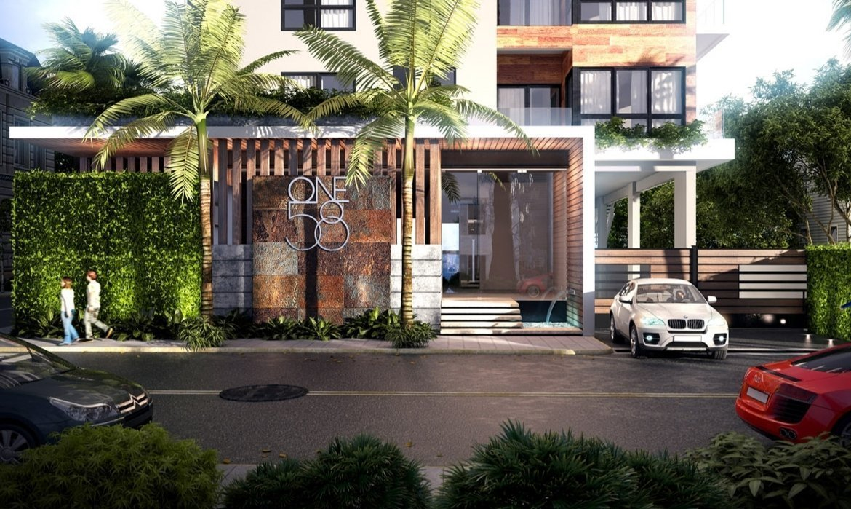 Residencial One58 - Ensanche Paraíso