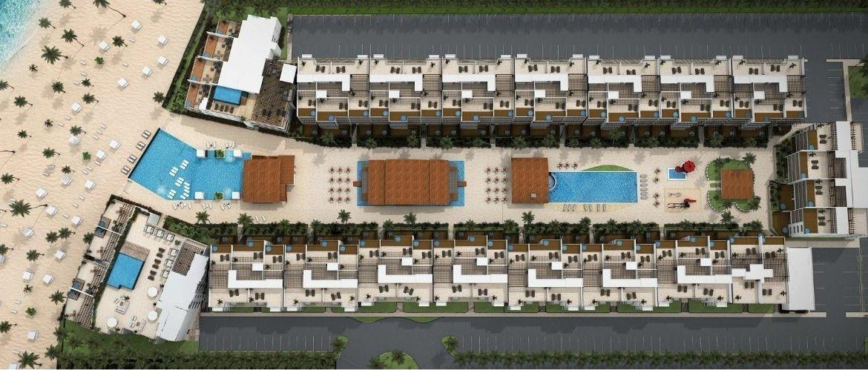 Regatta Blue Bay Residences - Apartamentos - visita del Edificio-Playa y Piscinas