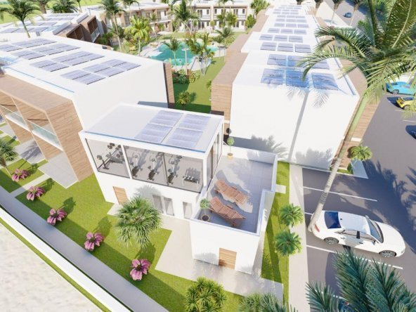 Villas En Playa Nueva Romana (MAR-E-LAGO)