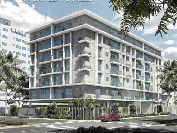 Apartamentos en Gazcue - Torre Carmen Ofelia III
