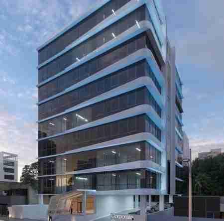Proyecto de Oficinas 1308 Corporate Cente