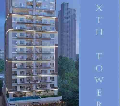 Apartamentos en Santo Domingo-Sixth Tower