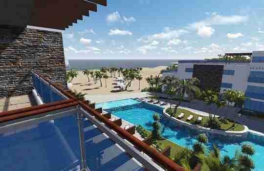 Apartamentos En Playa Nueva Romana