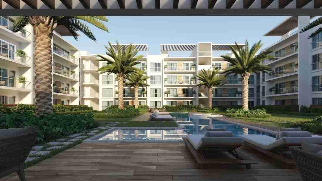 Apartamentos en Bayahibe Vibe Residences